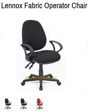 Discount for Lennox Fabric Operator Chair